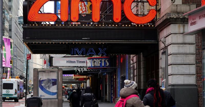 AMC short sellers lost $512 mln after Monday's rally